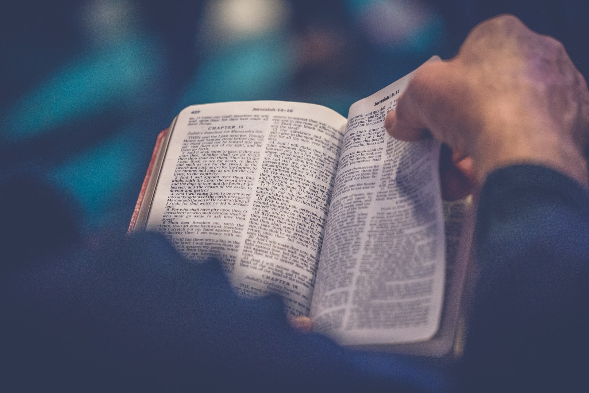 Four Bible Reading Plans for a New Year